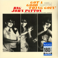 Big John Patton - Got A Good Thing Goin' Limited 180g Audiophile Edition