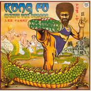 Lee Perry & The Upsetters - Kung Fu Meets The Dragon Limited Red Vinyl Edition