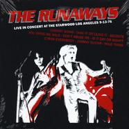 Runaways - Live In Concert At The Starwood LA 1976