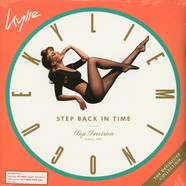 Kylie Minogue - Step Back In Time: The Definitive Collection Black Vinyl Edition