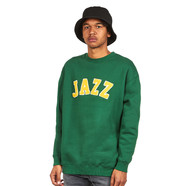Butter Goods - Jazz Applique Crewneck Sweater