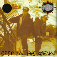 Gang Starr - Step In The Arena Limited Black 180g Vinyl Edition