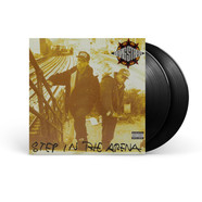 Gang Starr - Step In The Arena Black Vinyl Edition