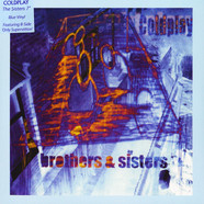 Coldplay - Brothers & Sisters The Sisters Blue Vinyl Edition