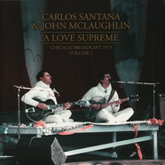 Carlos Santana & Jon Mclaughlin - A Love Supreme Volume 1