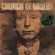 Church Of Misery - Thy Kingdom Scum Gold Vinyl Edition
