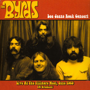 Byrds - Lee Jeans Rock Concert - Live At The Fillmore West 1969
