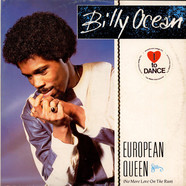 Billy Ocean - European Queen (No More Love On The Run)