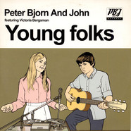 Peter Bjorn And John - Young folks feat. Victoria Bergsman remixes