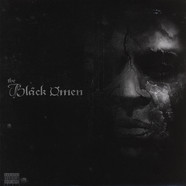Moon Crickets - The Black Omen Clear Vinyl With Black Smoke Edition