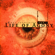 Life Of Agony - Soul Searching Sun Black Vinyl Edition