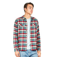 Patagonia - Long-Sleeved Fjord Flannel Shirt
