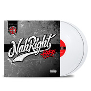 Hus Kingpin - Nah Right Hype Limited White Vinyl Edition