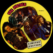 Sex Pistols - Limited Edition