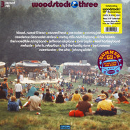 V.A. - Woodstock Three Purple & Gold Vinyl Edition