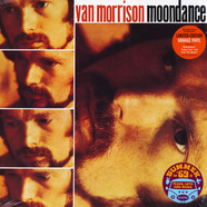 Van Morrison - Moondance Orange Vinyl Edition