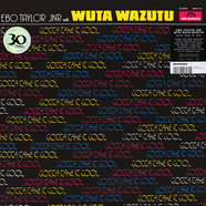 Ebo Taylor Jnr & Wuta Wazutu - Gotta Take It Cool
