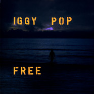 Iggy Pop - Free Black Vinyl Edition