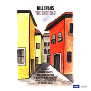 Bill Evans, W. Haffner, E. Mbappé & WDR Big Band - The East End