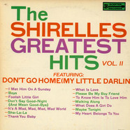 Shirelles, The - The Shirelles' Greatest Hits Vol II.