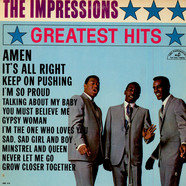 The Impressions - Greatest Hits
