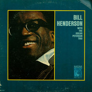 Bill Henderson With The Oscar Peterson Trio - Bill Henderson With The Oscar Peterson Trio