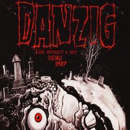 Danzig - Life Without A Net Demo 1987 Red Vinyl Edition