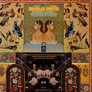 Ravi Shankar, Andre Previn, The London Symphony Orchestra - Concerto For Sitar & Orchestra