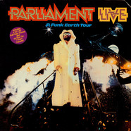 Parliament - Live - P.Funk Earth Tour
