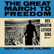 Dr. Martin Luther KingJr. - The Great March To Freedom