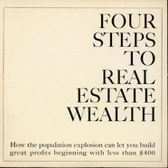 No Artist - Four Steps To Real Estate Wealth