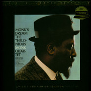 Thelonious Monk Quartet, The - Monk's Dream One-Step Mofi Supervinyl Pressing