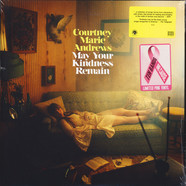 Courtney Marie Andrews - May Your Kindness Remain Ten Bands One Cause Pink Vinyl Edition