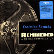 V.A. - Remineded: A Remix Compilation Blue Vinyl Edition