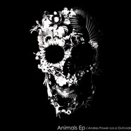Andres Power (Outcode) - Animals EP White Vinyl Edition