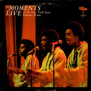 Moments, The - Live At The New York State Womans Prison