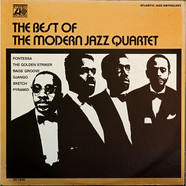 The Modern Jazz Quartet - The Best Of