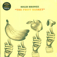 Solid Bronze - Fruit Basket