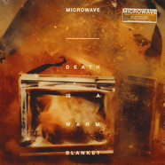 Microwave - Death Is A Warm Blanket Beer Coloured Vinyl Edition