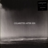 Cigarettes After Sex - Cry Black Vinyl Edition
