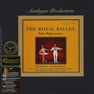 Ernest Ansermet - The Royal Ballet Gala Performances 45rpm Edition