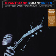 Grant Green - Grandstand Gatefold Sleeve Edition