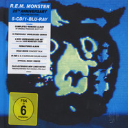 R.E.M. - Monster 25th Anniversary Remastered Edition Box