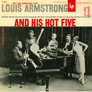 Louis Armstrong & His Hot Five   - The Louis Armstrong Story - Vol.1