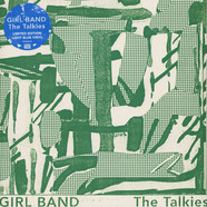 Girl Band - The Talkies Colored Vinyl Edition