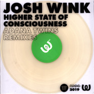 Josh Wink - Higher State Of Consciousness Adana Twins Remixes Clear Vinyl Edition