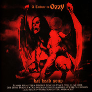 V.A. - Bat Head Soup - A Tribute To Ozzy Orange Vinyl Edition