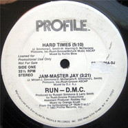 Run-DMC - Hard Times / Jam-Master Jay