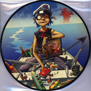 Gorillaz - Plastic Beach Picture Disc Edition