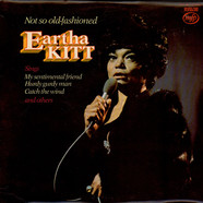 Eartha Kitt - Not So Old Fashioned